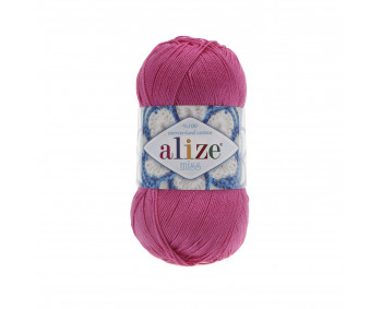 Farbe 130 pink - ALIZE Miss 50g Baumwolle