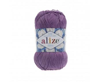 Farbe 247 violett - ALIZE Miss 50g Baumwolle