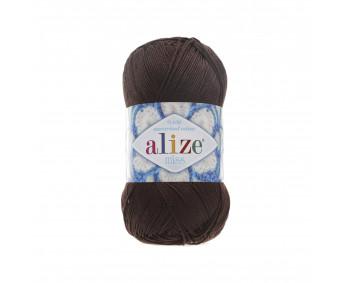 Farbe 26 braun - ALIZE Miss 50g Baumwolle