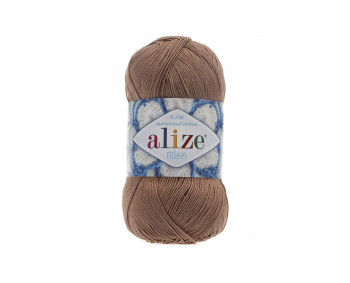 Farbe 494 beige - ALIZE Miss 50g Baumwolle