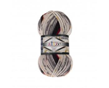Farbe 3007 - ALIZE Superlana Midi Motif 100g