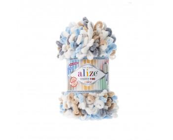 Farbe 5946 - Alize Puffy Fine Color 100g