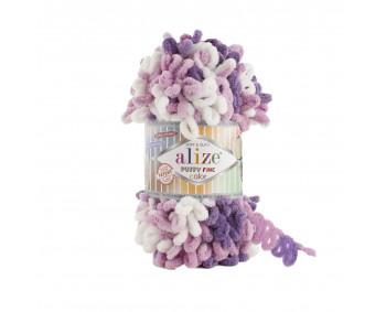 !NEU! Farbe 6067 - Alize Puffy Fine Color 100g