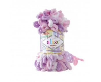 Farbe 6051 - Alize Puffy Color 100g