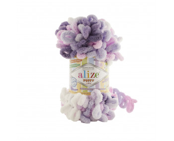 !NEU! Farbe 6305 - Alize Puffy Color 100g