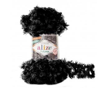Farbe 6101 - Alize Puffy Fur 100g