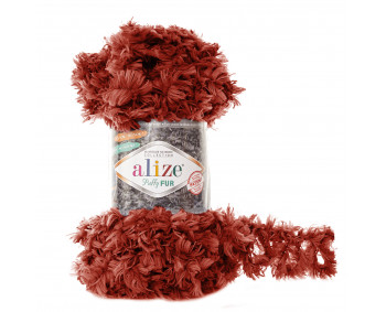 Farbe 6118 - Alize Puffy Fur 100g