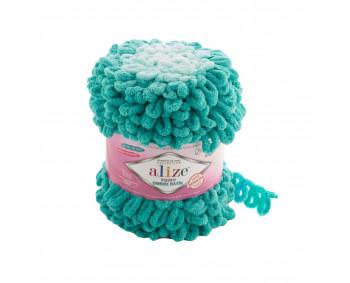 Farbe 7420 - Alize Puffy Ombre Batik 600g