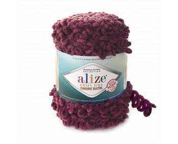 Farbe 7276 - Alize Puffy Fine Ombre Batik 500g