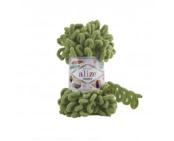 Farbe 485 grün - Alize Puffy 100g