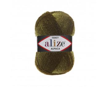 Farbe 1004 grün-oliv - Alize Rainbow 350g