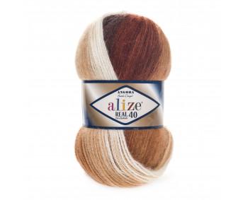 Farbe 2626 - Alize Real 40 Batik 100g