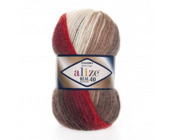 Farbe 4574 - Alize Real 40 Batik 100g