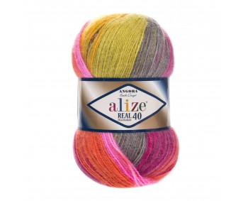 Farbe 4834 - Alize Real 40 Batik 100g