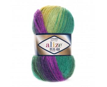 Farbe 4880 - Alize Real 40 Batik 100g