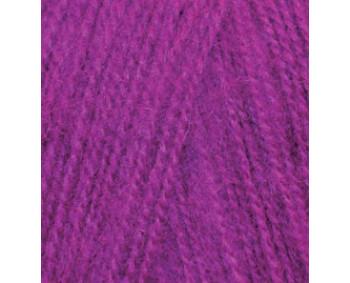 Farbe 230 fuchsia - Alize Real 40 Uni 100g