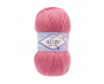 Farbe 170  candy pink - ALIZE Sekerim Baby Uni 100g