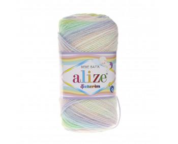 Farbe 2132 - ALIZE Sekerim Baby Batik 100g