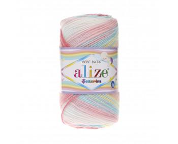 Farbe 3045 - ALIZE Sekerim Baby Batik 100g