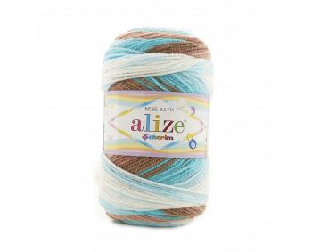 Farbe 6320 - ALIZE Sekerim Baby Batik 100g