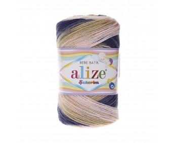 Farbe 6619 - ALIZE Sekerim Baby Batik 100g