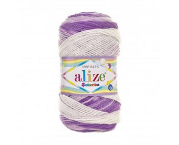 Farbe 7254 - ALIZE Sekerim Baby Batik 100g