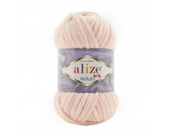 Farbe 340 powder - Alize Velluto 100g - Chenille Garn