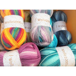 !NEU! Wolle1000 - Extra 200g - Farbe 40