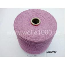Konengarn Stärke 30/2 Nm - Farbe Amethyst - ca. 1300g