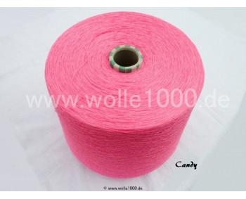 Farbe Candy - gefachtes Garn - Uni-Farben