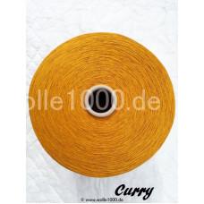 !NEU! Konengarn Stärke 30/2 Nm - Farbe Curry - ca. 1300g