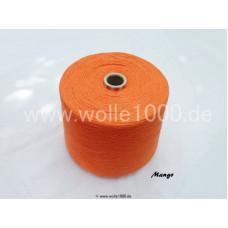 Konengarn Stärke 30/2 Nm - Farbe Mango - ca. 1300g