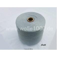 Konengarn Stärke 30/2 Nm - Farbe Stahl - ca. 1300g