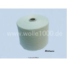 Konengarn Stärke 30/2 Nm - Farbe Wollweiss - ca. 1300g