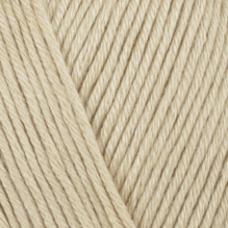 Farbe 04 beige - Mercan Uni Microfaserwolle 100g