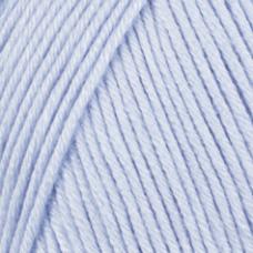 Farbe 06 hellblau - Mercan Uni Microfaserwolle 100g