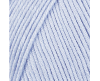 Farbe 52906 hellblau - Mercan Uni Microfaserwolle 100g