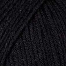 Farbe 09 schwarz - Mercan Uni Microfaserwolle 100g