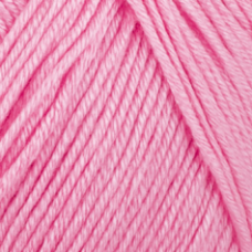 Farbe 19 rosa - Mercan Uni Microfaserwolle 100g