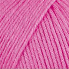 Farbe 21 pink - Mercan Uni Microfaserwolle 100g