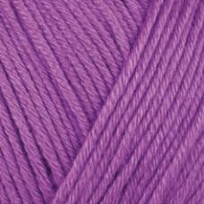 Farbe 27 flieder - Mercan Uni Microfaserwolle 100g