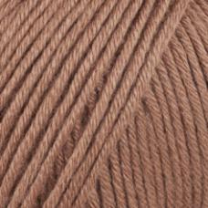 Farbe 29 braun - Mercan Uni Microfaserwolle 100g