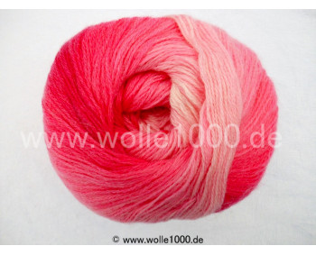 556-05 rosa-pinktöne - Papatya Angora Batik 100g