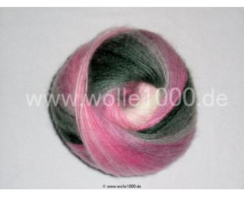 556-21 rosa-grau-töne - Papatya Angora Batik 100g