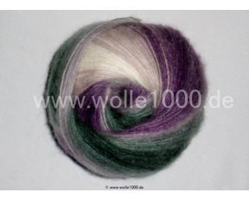 556-22 lila-grau-töne - Papatya Angora Batik 100g