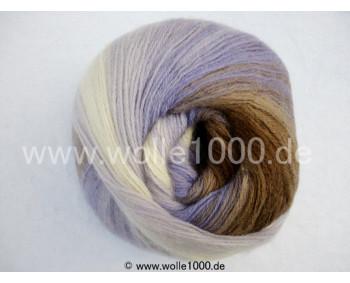 556-23 lila-brauntöne - Papatya Angora Batik 100g