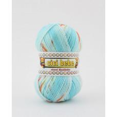 595-07 - Cicibebe - Magic Color 100g ( Banderole von GOLF )
