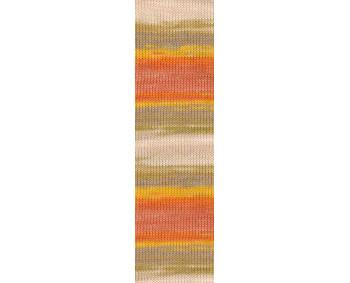 Farbe 3265 - ALIZE Bella Batik 50g Baumwolle