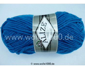 Farbe 141 royal - ALIZE Superlana Maxi 100g