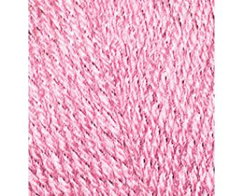 Farbe 191 rosa - ALIZE Sal Sim mit Glitzer 100g